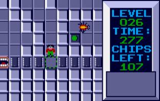 Chip's Challenge Atari Lynx 075