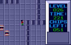 Chip's Challenge Atari Lynx 076