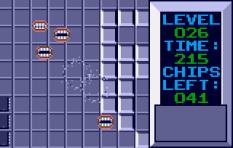 Chip's Challenge Atari Lynx 077