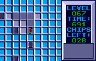 Chip's Challenge Atari Lynx 078
