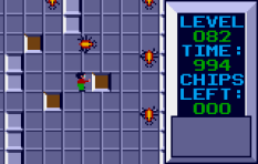 Chip's Challenge Atari Lynx 087