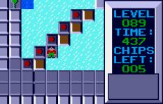 Chip's Challenge Atari Lynx 088