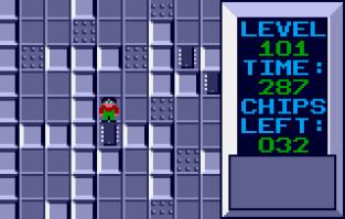 Chip's Challenge Atari Lynx 089