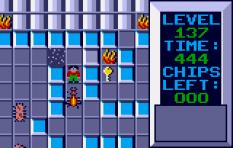 Chip's Challenge Atari Lynx 098