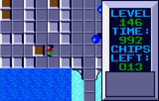 Chip's Challenge Atari Lynx 100