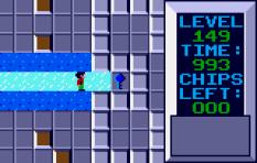 Chip's Challenge Atari Lynx 109