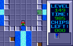 Chip's Challenge Atari Lynx 110