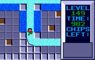 Chip's Challenge Atari Lynx 111
