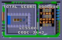 Chip's Challenge Atari ST 07