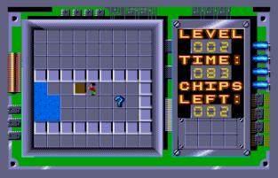 Chip's Challenge Atari ST 09