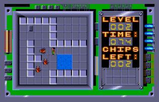 Chip's Challenge Atari ST 10
