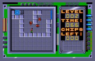 Chip's Challenge Atari ST 11