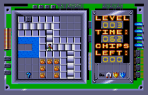 Chip's Challenge Atari ST 16