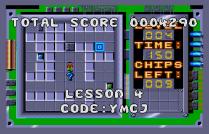 Chip's Challenge Atari ST 18