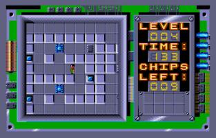 Chip's Challenge Atari ST 20