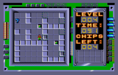 Chip's Challenge Atari ST 22