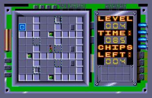 Chip's Challenge Atari ST 23