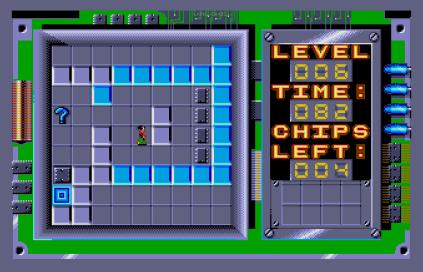 Chip's Challenge Atari ST 34