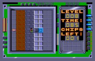 Chip's Challenge Atari ST 42