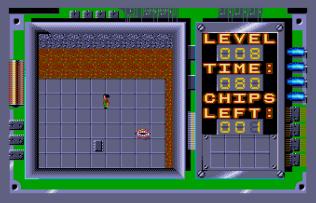 Chip's Challenge Atari ST 43