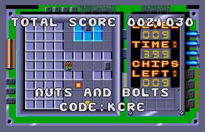 Chip's Challenge Atari ST 45