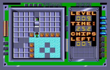 Chip's Challenge Atari ST 53