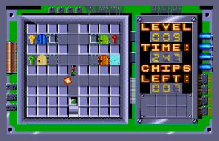 Chip's Challenge Atari ST 54