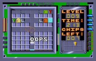 Chip's Challenge Atari ST 56