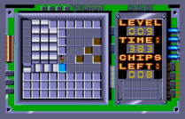 Chip's Challenge Atari ST 58
