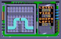 Chip's Challenge Atari ST 60