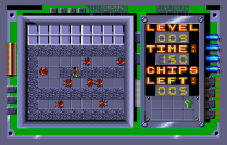 Chip's Challenge Atari ST 63