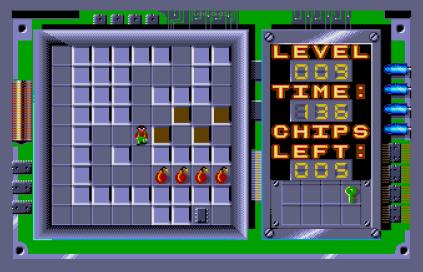 Chip's Challenge Atari ST 64