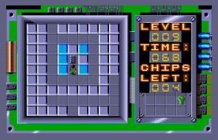 Chip's Challenge Atari ST 65