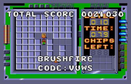 Chip's Challenge Atari ST 67