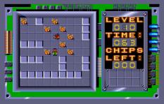 Chip's Challenge Atari ST 73