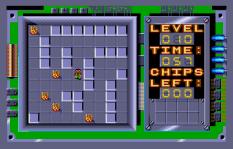 Chip's Challenge Atari ST 74