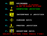 Dan Dare 3 - The Escape ZX Spectrum 02