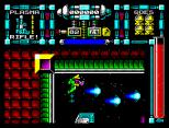 Dan Dare 3 - The Escape ZX Spectrum 04