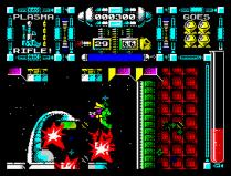 Dan Dare 3 - The Escape ZX Spectrum 07