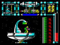 Dan Dare 3 - The Escape ZX Spectrum 08