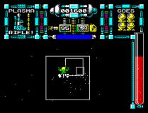 Dan Dare 3 - The Escape ZX Spectrum 13