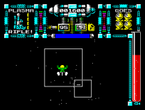 Dan Dare 3 - The Escape ZX Spectrum 14