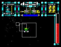 Dan Dare 3 - The Escape ZX Spectrum 15