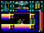 Dan Dare 3 - The Escape ZX Spectrum 19