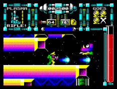 Dan Dare 3 - The Escape ZX Spectrum 21