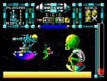 Dan Dare 3 - The Escape ZX Spectrum 25
