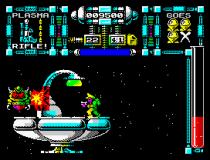 Dan Dare 3 - The Escape ZX Spectrum 26