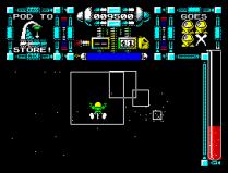 Dan Dare 3 - The Escape ZX Spectrum 30