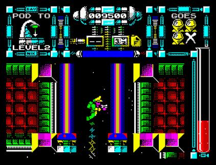 Dan Dare 3 - The Escape ZX Spectrum 31