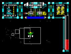 Dan Dare 3 - The Escape ZX Spectrum 33